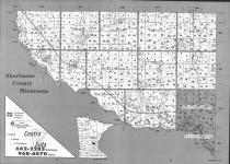 Index Map, Sherburne County 1992