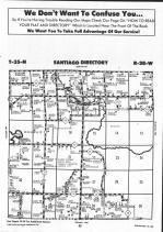 Map Image 001, Sherburne County 1992