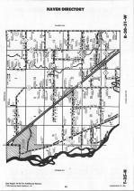 Map Image 009, Sherburne County 1992