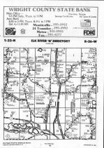 Map Image 014, Sherburne County 1992