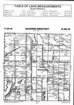 Map Image 015, Sherburne County 1992