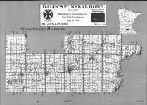 Index Map, Sibley County 1992