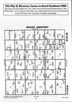 Map Image 012, Sibley County 1992
