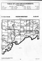 Map Image 033, Sibley County 1992