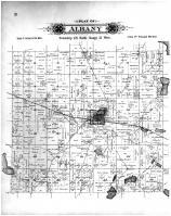 ALbany, Pine Lake, Bank Lake, Fifth Lake, Stearns County 1896