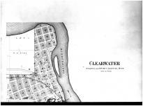 Clearwater - Above, Stearns County 1896