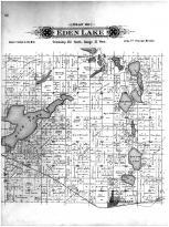 Eden Lake, Rice Lake, Eden Valley, Stearns County 1896