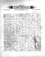 Lake George, Stearns County 1896
