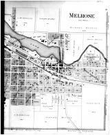 Melrose - Right, Stearns County 1896