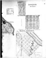 Saint Augusta, Additions to St Cloud - Right, Stearns County 1896
