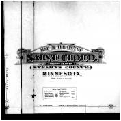 Saint Cloud - Above Right, Stearns County 1896