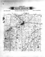 Saint Joseph, Kraemer Lake, Stearns County 1896