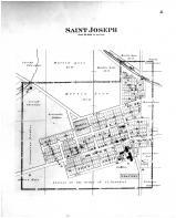 Saint Joseph, Stearns County 1896