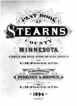 Title Page, Stearns County 1896