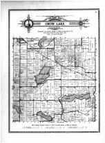 Crow Lake Township, Stearns County 1912