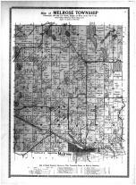 Melrose Township , Stearns County 1912