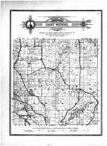 Saint Wendel Township, Stearns County 1912