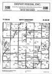 Map Image 024, Stearns County 1993