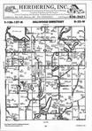Map Image 050, Stearns County 1994
