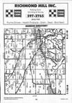 Map Image 052, Stearns County 1994