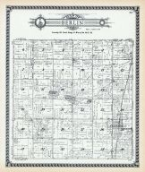 Berlin Township, Ellendale, Lonergan Lake, Beaver Lake, Mud Lake, Steele County 1937