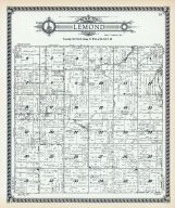 Lemond Township,, Steele County 1937