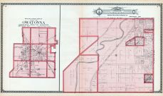 Owatonna City - Section 16 and 17, Steele County 1937