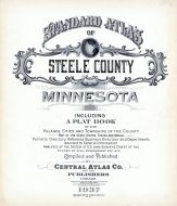Title Page, Steele County 1937