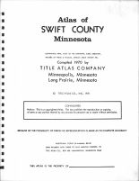 Title Page, Swift County 1970