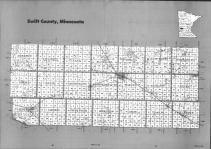 Index Map, Swift County 1992