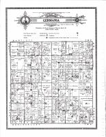 Germania Township, Todd County 1914