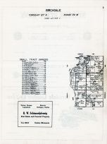 Birchdale Township 2, Todd County 1956