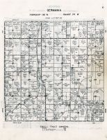 Germania Township, Todd County 1956