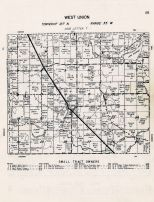 West Union Township, Todd County 1956