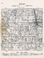 Wykeham Township, Todd County 1956