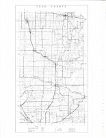 Todd County Map, Todd County 1983