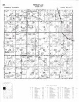 Wykeham Township, Eagle Bend, Todd County 1983