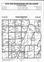 Map Image 005, Todd County 1992