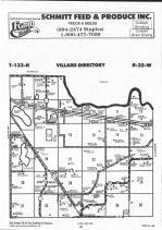 Map Image 007, Todd County 1992