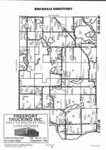 Map Image 025, Todd County 1992