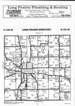Map Image 028, Todd County 1992