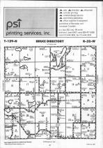Map Image 029, Todd County 1992