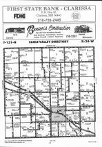 Map Image 041, Todd County 1992