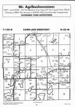 Map Image 045, Todd County 1992