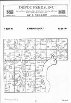 Map Image 046, Todd County 1992