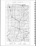 Todd County Map, Todd County 1993