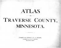 Title Page, Traverse County 1902