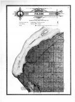 Folsom Township, Lake Traverse, Traverse County 1915