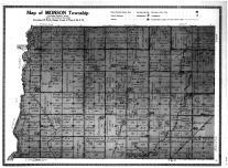 Monson Township, Traverse County 1915