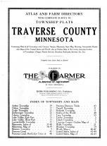 Title Page, Traverse County 1915